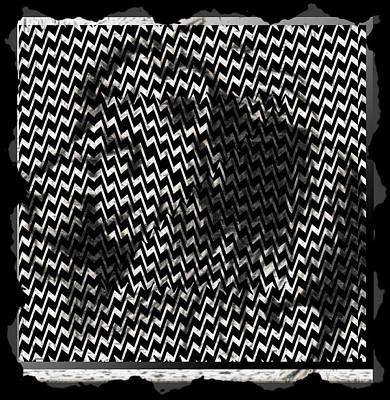 Digital Art - Hypnotic Lion by Mario Carini