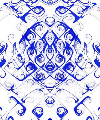 Marble Eyes Digital Art - Hyve by Jason Copes