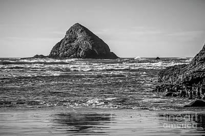 Photograph - I Am A Rock by Jon Burch Photography