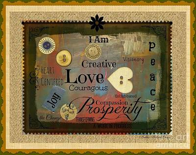 Photograph - I Am Affirmation by Bobbee Rickard