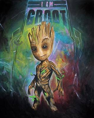 I Am Groot Original