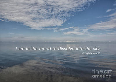 I Am In The Mood Art Print