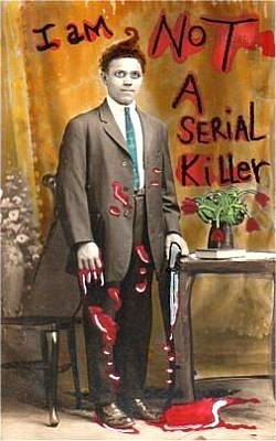 Painting - I Am Not A Serial Killer by JoLynn Potocki