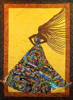 Tapestry - Textile - I Am Not My Hair #3 by Aisha Lumumba