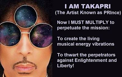 I Am Takapri Art Print