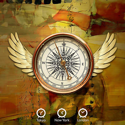 Mixed Media - I Believe I Can Soar by Marvin Blaine