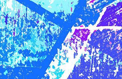 Digital Art - I Believe by Payet Emmanuel