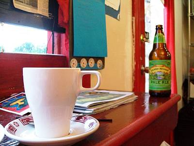 Photograph - I Brought My Own Beer To Your Tea Party  by Fareeha Khawaja