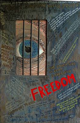 I Can See Freedom Original by Ian Duncan MacDonald