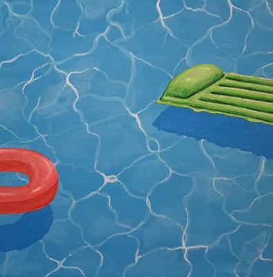 Painting - I Could Use A Dip by Jennifer Lynch