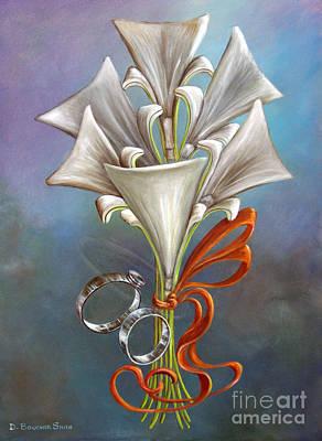 Painting - I Do by Deborah Smith