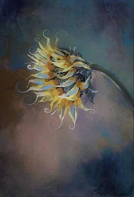 I Feel Like A Sunflower Painting Art Print