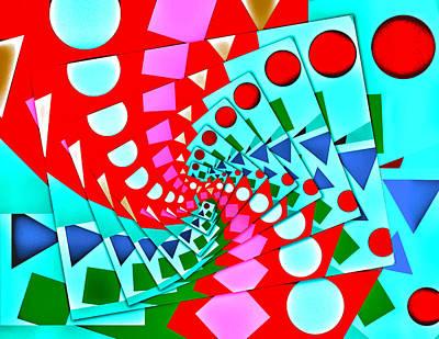 Grateful Dead - I Fell Way Too Deep II by Aurelio Zucco