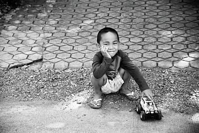 Photograph - I Got A Car by Jez C Self
