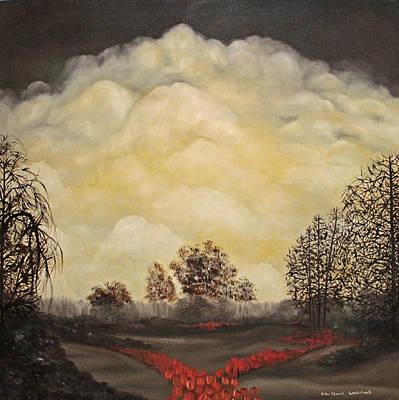 Art Print featuring the painting I Had A Dream by John Stuart Webbstock