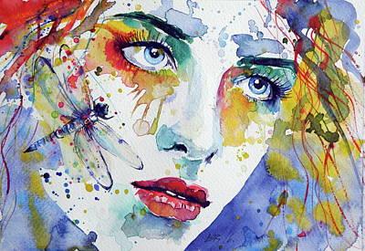 I Have A Dream II Art Print by Kovacs Anna Brigitta