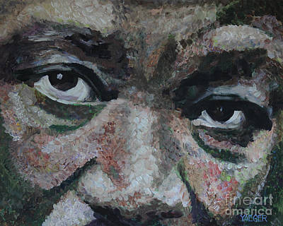 Nobel Peace Prize Painting - I Have A Dream by Robert Yaeger
