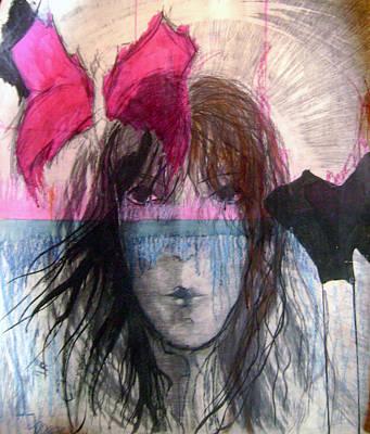 I Have In Head Confusion  Art Print by Wojtek Kowalski