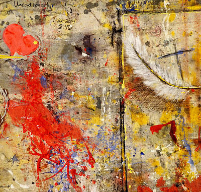 Painting - I Have Loved You When There Was No Time by Giorgio Tuscani