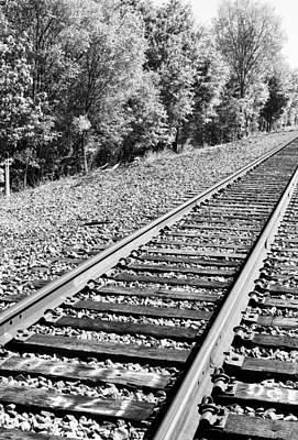 I Hear The Train A' Comin Art Print