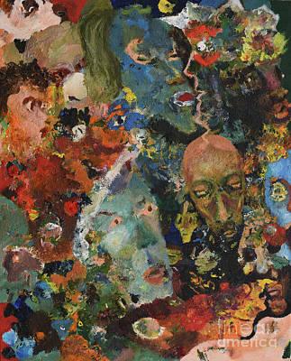Painting - I Like That You Wake Up by Oleg Konin