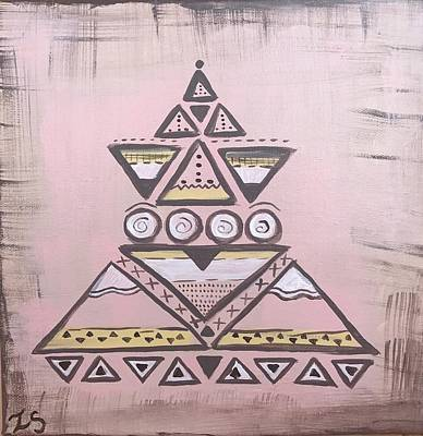 I Love Almaty Art Print