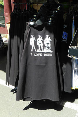 Photograph - I Love Beer by Bruce