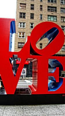 Photograph - I Love Ny by Mike Martin