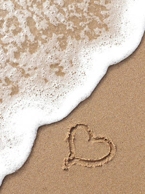 Photograph - I Love The Beach by Lori Deiter