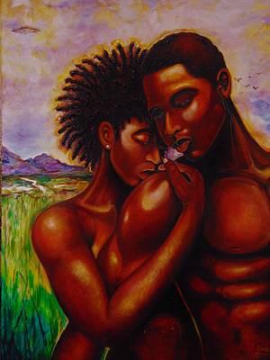 I Love You Art Print by Emery Franklin
