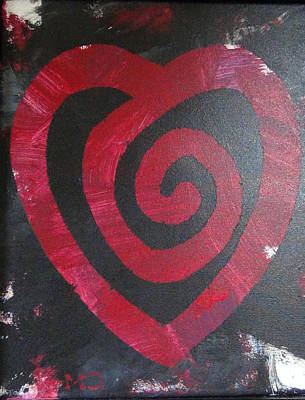 Painting - I Love You Forever by Candace Shrope