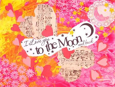 I Love You To The Moon And Back Original