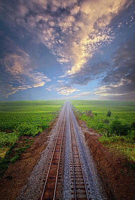 Photograph - I Once Was Lost by Phil Koch