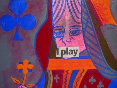 I Play Art Print by Heinrich Haasbroek