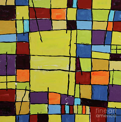 Painting - I Plead Quilty by Tim Ross