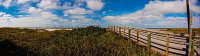 Photograph - I R Beach by Randy Sylvia