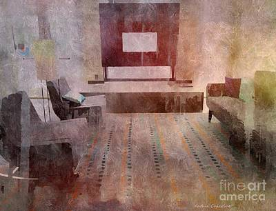 Digital Art - I Remember by Kathie Chicoine