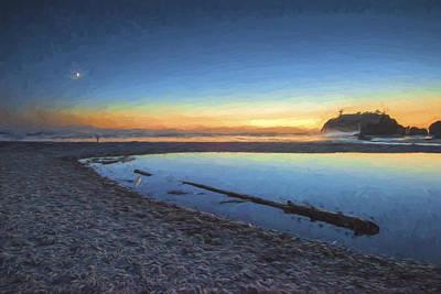 Lakes Digital Art - I Remember Now II by Jon Glaser