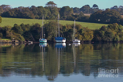 Photograph - I Saw Three Ships by Terri Waters