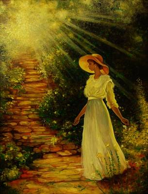 Painting - I See The Light by Emery Franklin