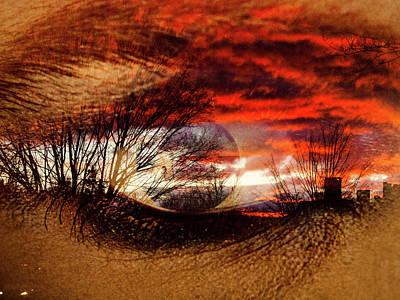 Photograph - I See You by Randy Sylvia