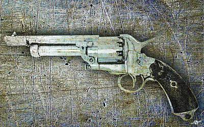 Shot The Sheriff 2 Art Print