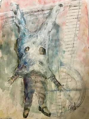 Mixed Media - I Still Know You by Eleatta Diver