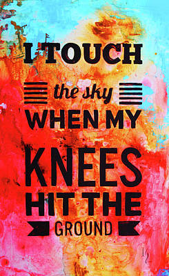 I Touch The Sky Original