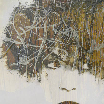 Portraits Mixed Media - I Will Always Love You by Paul Lovering