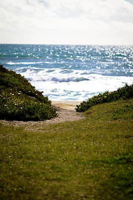 I Will Follow - Ocean Photography Art Print