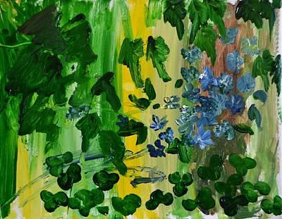 Painting - I Wish I Knew by Katerina Naumenko