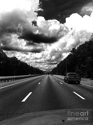 Photograph - I95 Clouds by WaLdEmAr BoRrErO