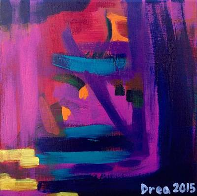 Painting - Iara 2015 by Drea Jensen