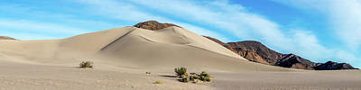 Photograph - Ibex Dunes by Peter Tellone